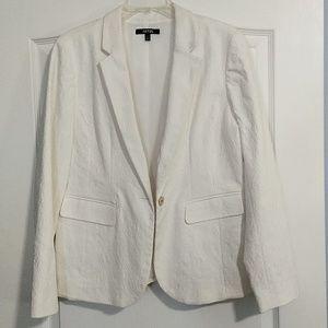 White blazer NWOT